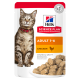 Hill's Science Plan Feline Adult Tender Chunks in Gravy Chicken - sachet