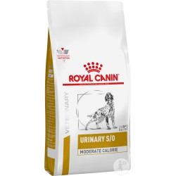 PROMO Royal Canin Veterinary Diet Urinary S/O Moderate Calorie Dog