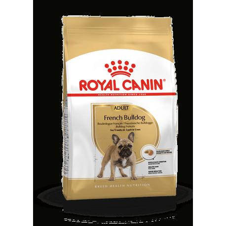 PROMO Royal Canin Breed Nutrition Bouledogue Francais Adulte