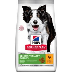 Hill's Science Plan Canine Adult 7+ Youthful Vitality