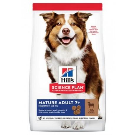 Hill's Science Plan Canine Mature Adult 7+ Active Longevity Lamb & Rice