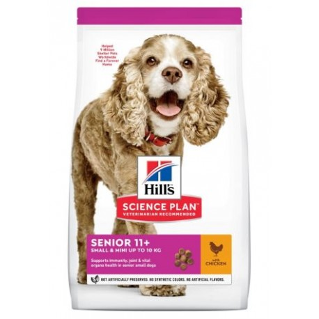 Hill's Science Plan Canine Senior 11+ Small+Miniature