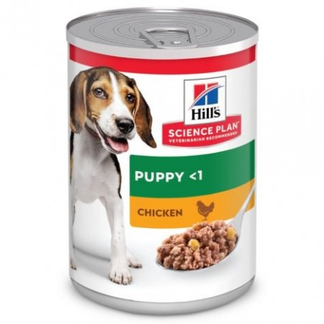 Hill's Science Plan Canine Puppy - aliment humide en boîte