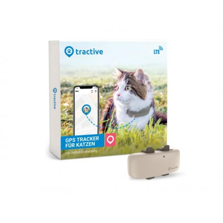 Tractive Traceur GPS pour chat