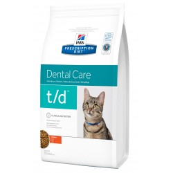 Hill's Prescription Diet Feline t/d Detal Care