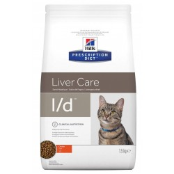 Hill's Prescription Diet Feline l/d Liver Care