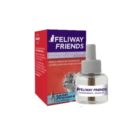 Feliway Friends Recharge Diffuseur
