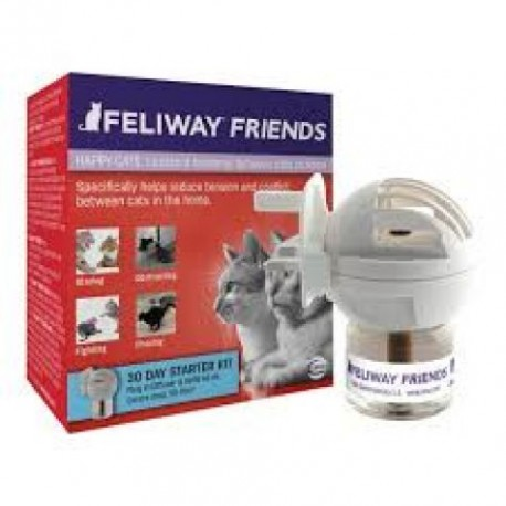 Feliway Friends Diffuseur Kit