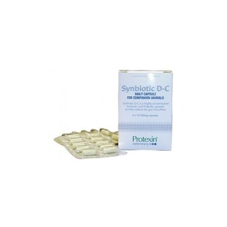 Protexin Synbiotic D-C capsules/Kapseln