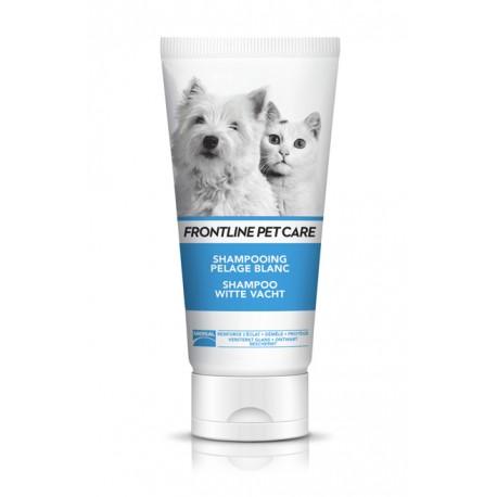Frontline Petcare shampoing pour pelage blanc