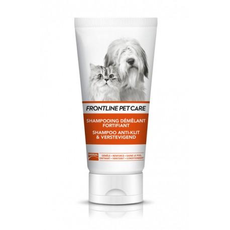 Frontline Petcare shampoing démêlant et fortifiant