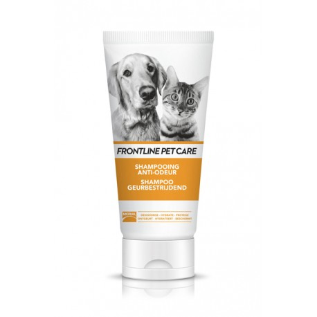 Frontline Petcare shampoing anti-odeurs