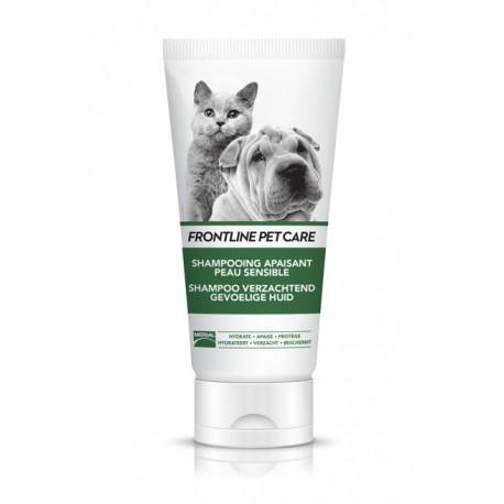 Frontline Petcare shampoing apaisant peau sensible