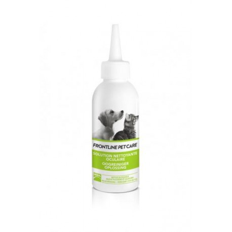 Frontline Petcare solution nettoyante oculaire