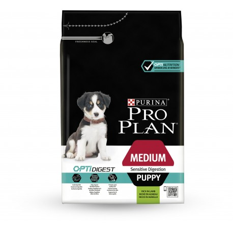 Purina Pro Plan MEDIUM PUPPY Sensitive Digestion