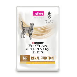 Purina Veterinary Diets Feline NF Renal Function sachets
